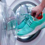 Can you put shoes in a washing machine