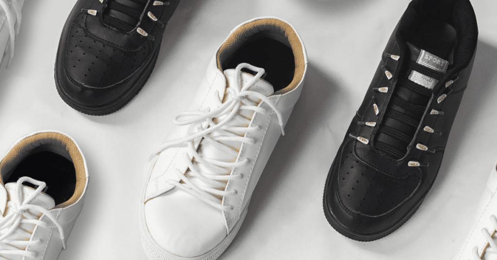 replace walking shoes