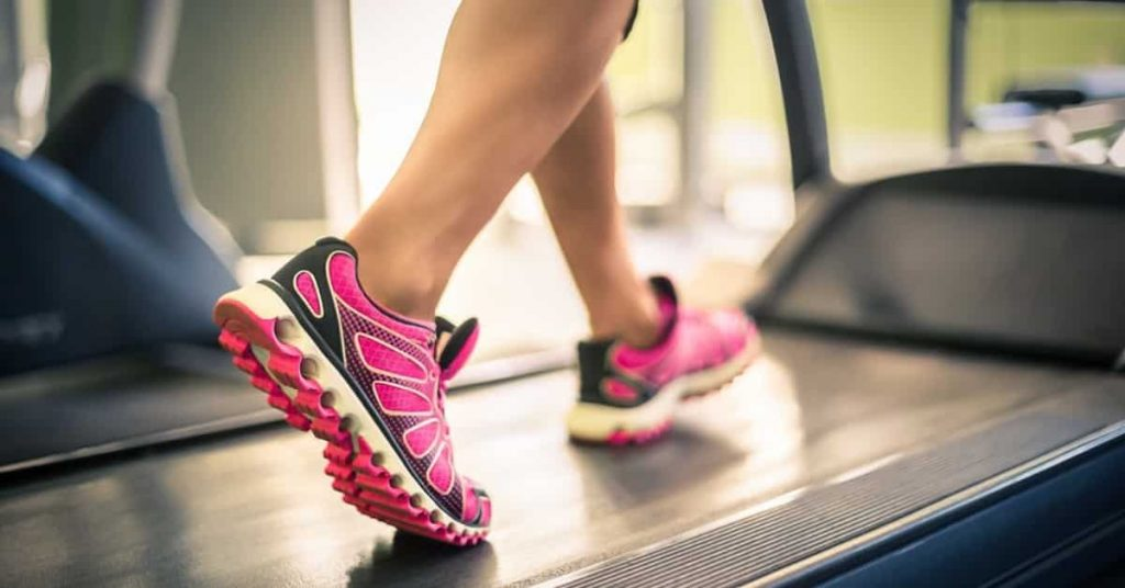 best shoes for treadmill walking reviewed